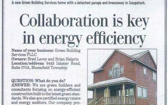 Collaboration is key in energy efficiency